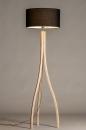 Vloerlamp 31048: design, modern, hout, licht hout #3