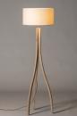 Vloerlamp 31049: landelijk, rustiek, modern, hout #3