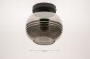 Plafondlamp 31050: landelijk, rustiek, modern, retro #1