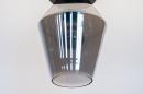 Plafondlamp 31051: modern, retro, eigentijds klassiek, glas #8