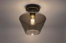 Plafondlamp 31052: landelijk, rustiek, modern, retro #2