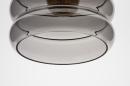 Plafondlamp 31053: modern, retro, eigentijds klassiek, glas #5