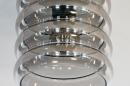 Plafondlamp 31053: modern, retro, eigentijds klassiek, glas #8