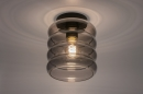 Plafondlamp 31053: modern, retro, eigentijds klassiek, glas #9