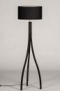 Vloerlamp 31056: design, modern, eigentijds klassiek, hout #6