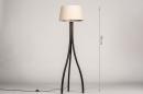 Vloerlamp 31058: landelijk, rustiek, modern, hout #1