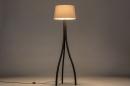 Vloerlamp 31058: landelijk, rustiek, modern, hout #2