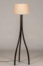 Vloerlamp 31058: landelijk, rustiek, modern, hout #3