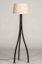 Vloerlamp 31058: landelijk, rustiek, modern, hout #6