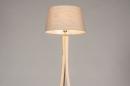 Vloerlamp 31061: landelijk, rustiek, modern, hout #4