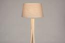 Vloerlamp 31061: landelijk, rustiek, modern, hout #5