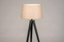 Vloerlamp 31062: design, modern, stof, metaal #5
