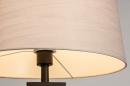Vloerlamp 31062: design, modern, stof, metaal #8