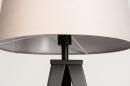Vloerlamp 31062: design, modern, stof, metaal #9