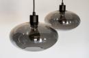 Hanglamp 31064: modern, retro, eigentijds klassiek, glas #13