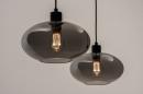 Hanglamp 31064: modern, retro, eigentijds klassiek, glas #4