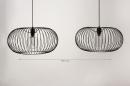 Hanglamp 31065: industrie, look, landelijk, rustiek #1