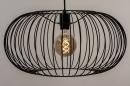 Hanglamp 31065: industrie, look, landelijk, rustiek #3