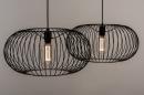 Hanglamp 31065: industrie, look, landelijk, rustiek #4