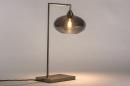 Tafellamp 31066: modern, retro, eigentijds klassiek, glas #3