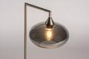 Tafellamp 31066: modern, retro, eigentijds klassiek, glas #4