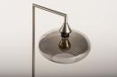 Tafellamp 31066: modern, retro, eigentijds klassiek, glas #7
