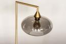 Tafellamp 31067: modern, retro, eigentijds klassiek, glas #8
