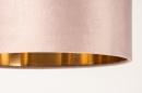 Tafellamp 31070: modern, eigentijds klassiek, messing, stof #9