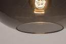 Hanglamp 31102: modern, retro, eigentijds klassiek, glas #7