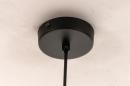 Hanglamp 31102: modern, retro, eigentijds klassiek, glas #9
