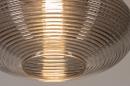 Plafondlamp 31120: modern, retro, eigentijds klassiek, glas #4