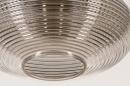 Plafondlamp 31120: modern, retro, eigentijds klassiek, glas #5