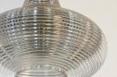 Plafondlamp 31120: modern, retro, eigentijds klassiek, glas #6