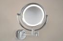Spiegel-62315-modern-Klassisch-Metall-rund
