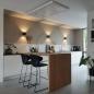Wall lamp 71533: designer, modern, aluminium, metal #10