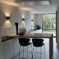 Wall lamp 71533: designer, modern, aluminium, metal #11