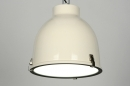 pendant_lamp-71740-modern-retro-industrial_look-white-gloss-metal-round