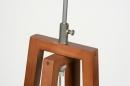 Vloerlamp 71855: industrie, look, modern, stoer #1