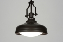 pendant_lamp-71941-classical-brown-metal-round