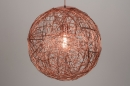 pendant_lamp-72080-modern-contemporary_classical-rustic-copper-red_copper-aluminium-metal-round
