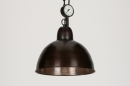 pendant_lamp-72187-industrial_look-rusty_brown_bronze-metal-round