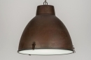 suspension-72201-soldes-moderne-rural_rustique-retro-look_industriel-bronze_brun_rouille-rouille_brun_bronze-acier-rond