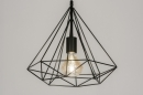 pendant_lamp-72265-modern-contemporary_classical-rustic-black-matt-metal-round