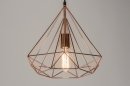 pendant_lamp-72266-modern-contemporary_classical-rustic-copper-red_copper-metal-round