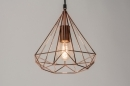 pendant_lamp-72268-modern-contemporary_classical-rustic-copper-red_copper-metal-round
