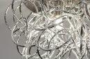 Plafondlamp 72500: modern, aluminium, aluminium, metaal #6
