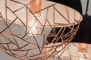 Hanglamp 72994: modern, retro, metaal, zwart #11