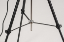 Vloerlamp 73201: modern, retro, eigentijds klassiek, metaal #11