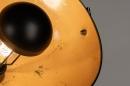 Floor lamp 73201: industrial look, modern, metal, black #8