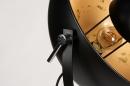 Floor lamp 73201: industrial look, modern, metal, black #9